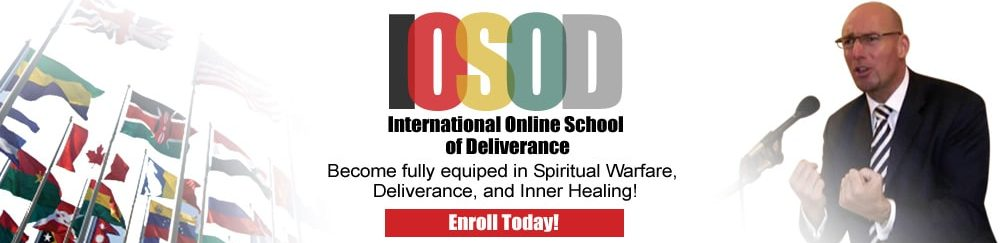Pastor Vincent Presents Online Healing and Deliverance Ministry Training